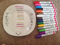 Kittye Gets Crafty: A Guide for Successfully Writing on Ceramics with Sharpies Sharpie Projects, Sharpie Crafts, Sharpie Markers, Sharpie Art, Sharpies, Cute Crafts, Crafts To Make, Easy Crafts, Crafts For Kids
