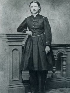 Mary E. Walker, M.D.: First woman to receive the Congressional Medal of Honor (Civil War)