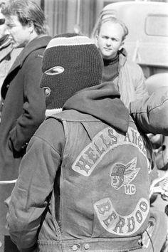 Gangue de Motocicletas Hell'S Angels - 1965
