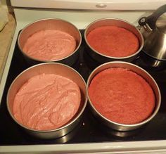 Creative Crumbs Nashville: Recipe of the Month: Strawberry Cake From Scratch