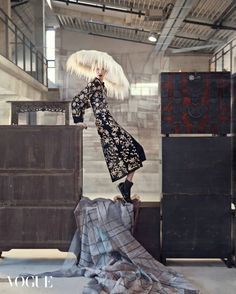 Overdose Fashion | Sua dose diária de moda: Soo Joo Park in CHANEL Resort 2016 collection