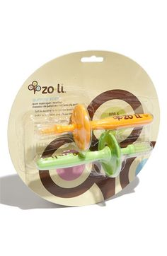 ZoLi 'Gummy' Teething Stick (2-Pack) available at #Nordstrom