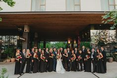 A black, white & red color scheme for a wedding party at South Congress Hotel. Hotel Wedding, Wedding Venues, Wedding Photos, Wedding Ideas, Austin Hotels, Red Color Schemes, Lush Garden, Austin Tx, Rehearsal Dinners