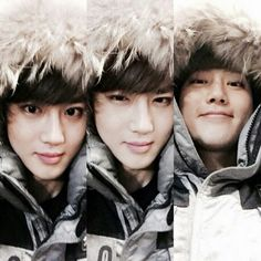 Kim Junmyeon | Suho | EXO | He's soooo cute no no no ;-;