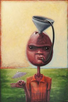 Items similar to Lowbrow Pop Surrealism limited edition art print by Pete Gorski titled: Cocktails on Etsy Lowbrow Art, Pop Surrealism, All Print, Dark Art, Creative Art, Original Paintings, Art Pieces, Cocktails, Fine Art