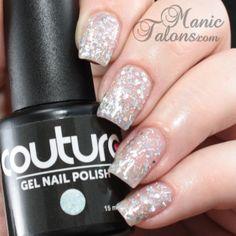 Couture Gel Polish Make An Entrance  #soakoffgel #gelpolish