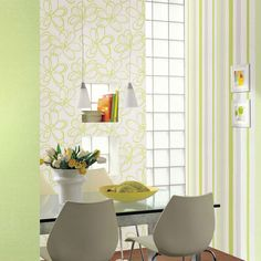 Can i wallpaper over ceramic tiles modern wallpaper for Papel pintado leroy merlin 2017