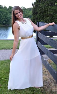"""Aphrodite"" Maxi | Adorabelles http://www.shopadorabelles.com/collections/dresses/products/aphrodite-maxi"