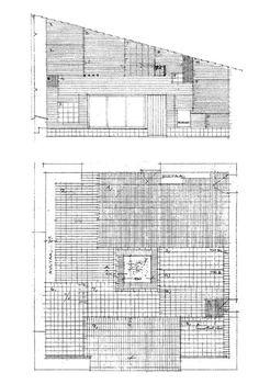 Casa sperimentale a Muuratsalo - zeroundicipiù. Alvar Aalto, Architecture Drawings, Architecture Plan, Interior Architecture, Architecture Models, Building Stairs, Renzo Piano, Modern Masters, Sketch Design