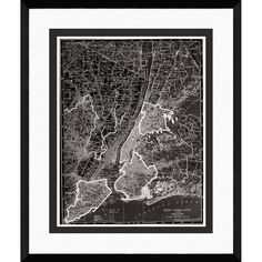 ptm images new york city i framed graphic art