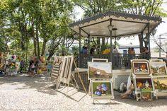 A Feira de Embu das Artes, uma das maiores do Brasil.    Veja dicas do destino >> http://www.guiaviagensbrasil.com/blog/embu-das-artes-sao-paulo/