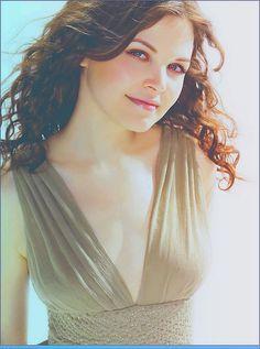 Ginnifer Goodwin- so gorgeous!!