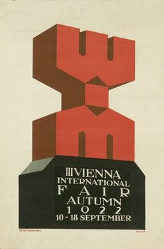 III Vienna International Fair (1922) by Susanlenox, via Flickr