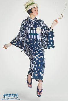 Image 4,Furifu Summer 2013 Collection
