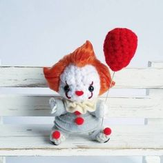 IT's somehow adorable Pennywise the clown character