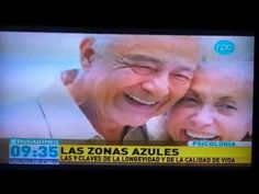 ZONAS AZULES - 9 Claves de la Longevidad y de la Calidad de Vida