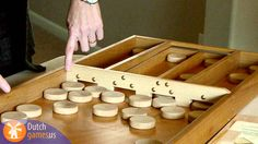 Sjoelen 101 by Dutch Games introducing the Sjoelbak in America Shuffleboard Games, Skittles Game, Game Presents, Wood Toys, Dutch, America, Entertaining, Youtube, Surface