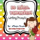 This is a pretty little packet of printable Valentine themed writing paper....