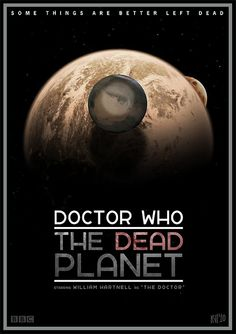 002 - Doctor Who: The Dead Planet by DrFaustusAU, From the archives of the Timelords and Whovians