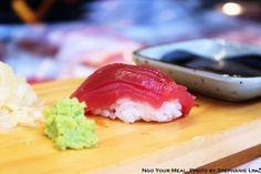 Bluefin Tuna at Sushi on Jones