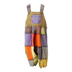 Our very special kids harem dungarees are already proving a big hit, so bright and colourful, funky and fun. Dungaree Dress, Dungarees, Bib Overalls, Hippie Kids, Overalls Vintage, Cute Bee, Purple And Black, Red Green, Yellow