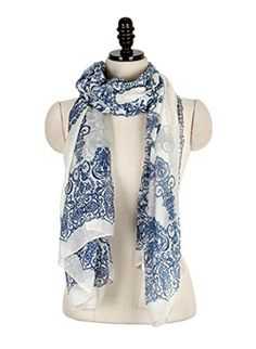 HONEYJOY-Flower-Cotton-Hemp-Silk-Scarf-Travel-Printed-Scarf-Long-Big-Scarves
