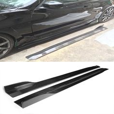 carbon fiber G37 JC styling auto side skirts for infiniti,car side body apron fit G37 2 door base sedan journey sedan 2009-2013