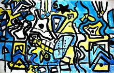 smART Class: Hip Hop Kandinsky Murals!