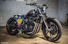 "This Yamaha was desined to look like ""a vintage pre war style bobber with a twist."" How do you think it came out?"
