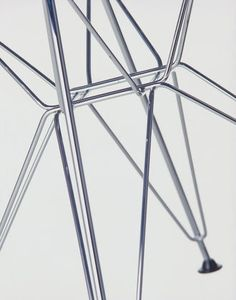 Wire Chair | detail | Charles & Ray Eames | 1951