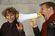 Megáfonos en la expresión oral / quién quiere escuchar, !ESCUCHA!