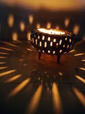 clay lantern - Google Search