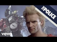 The Police - Synchronicity II Music Love, Rock Music, My Music, Police, Classic Songs, Nightmare On Elm Street, Freddy Krueger, Dubstep, Einstein