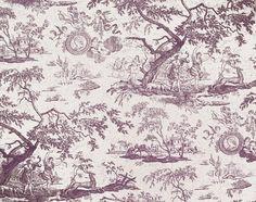 Fryetts aves ocre y Multi Algodón Tela de la impresión Tapicería//Cortinas//MANUALIDADES.