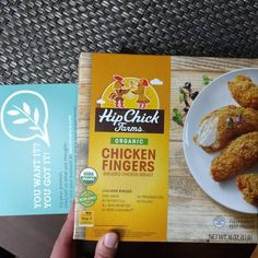 @socialnature Thank you for the @hipchickfarms Chicken Fingers they were great on my ceaser salad  #trynatural #gotitfree #socialnature #hipchickfarms #salad #yum