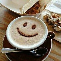Sonrisa mañanera.