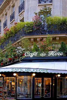 Caf Ef Bf Bd De Paris Romans