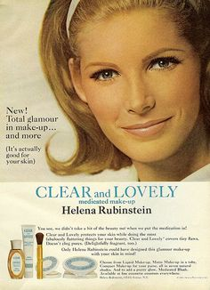 Clear and Lovely by Helena Rubinstein 1966