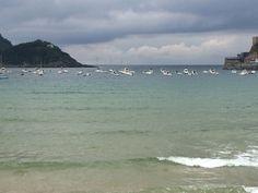 Donostia Spain, Beach, Water, Outdoor, Guanajuato, Gripe Water, Outdoors, The Beach, Sevilla Spain