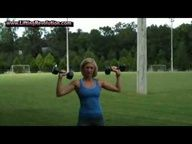 Upper Body Workout Routines - Arm Exercises for Women