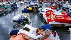 Reportan a migrante oaxaqueña entre damnificados por 'Harvey'