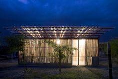 Casa de Baixo Custo | Vo Trong Nghia Architects | bim.bon