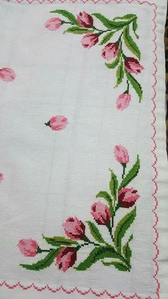 """FALLSAVINGS Vintage 1988 Leisure Arts """"Ribboned Roses"""" by Mary Vincent Berrand Leaflet 626 Counted Cross Stitch patterns by thelittleblackbarn on Etsy Cross Stitch Art, Cross Stitch Borders, Cross Stitch Flowers, Counted Cross Stitch Patterns, Cross Stitch Designs, Cross Stitching, Cross Stitch Embroidery, Hand Embroidery Designs, Embroidery Patterns"""