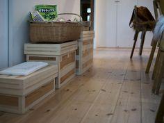 Storage Boxes to transport tea leavs