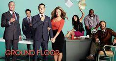 Sèries en VOSC - Versió Original Subtitulada en Català: Ground Floor 1x01 #vosc