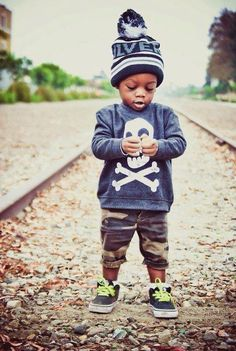 this will be how my children are dressed