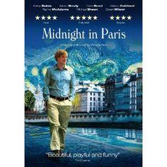 Midnight in Paris [DVD][2011]: Amazon.co.uk: Owen Wilson, Rachel McAdams, Marion Cotillard, Kathy Bates, Carla Bruni, Adrien Brody, Michael Sheen, Woody Allen: Film & TV