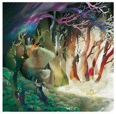 Art by Ssoja - http://ssoja.blogspot.fr