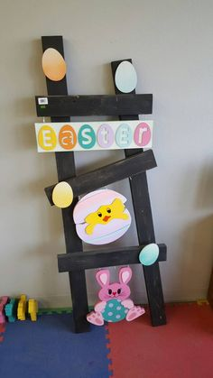 Check out this item in my Etsy shop https://www.etsy.com/listing/269490369/easter-april-interchangeable-ladder-kit