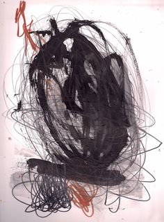 Gestural Drawing by Marie Bortolotto